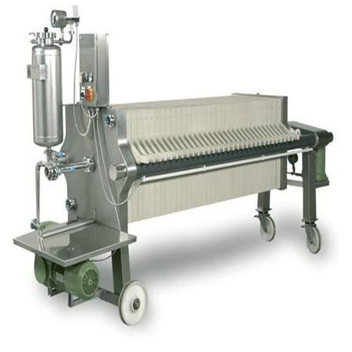 High Filtration Stainless Filter Press For Food&Beverage