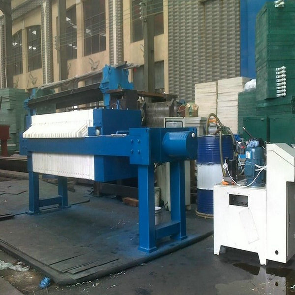 Chlorinated Mashed Mud/Slurry Chamber Filter Press
