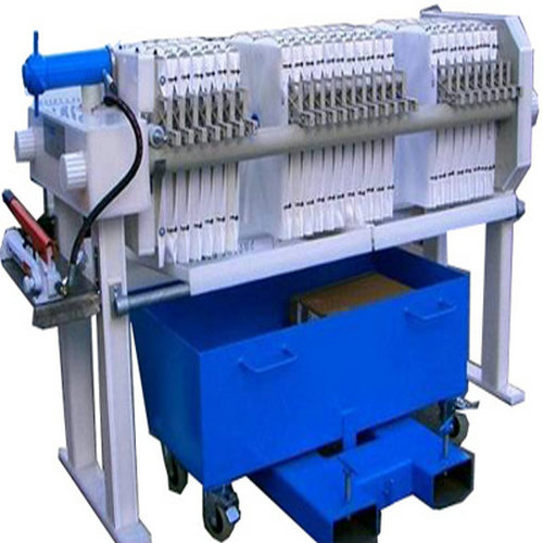 Filter-Cloth Washing Sugar Syrup Cast Iron Filter Press