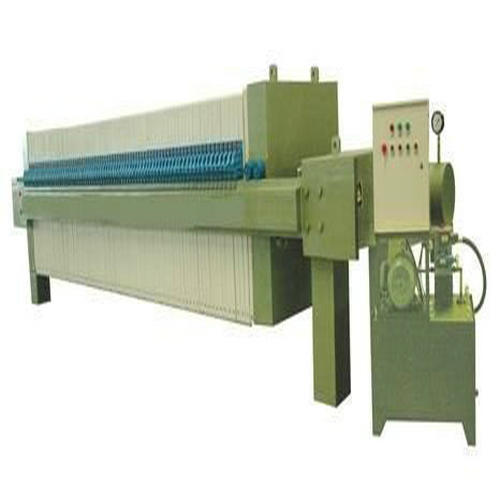 Export to Southeast Asia Chamber Filter Press