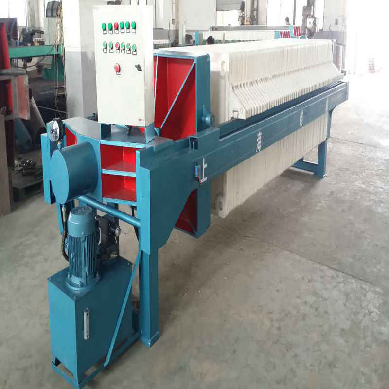 Reliability Chamber Membrane Plate Pharmacy Filter Press