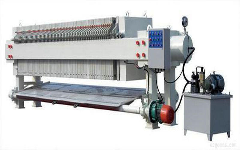 Automatic Hydraulic Starch Chamber Filter Press