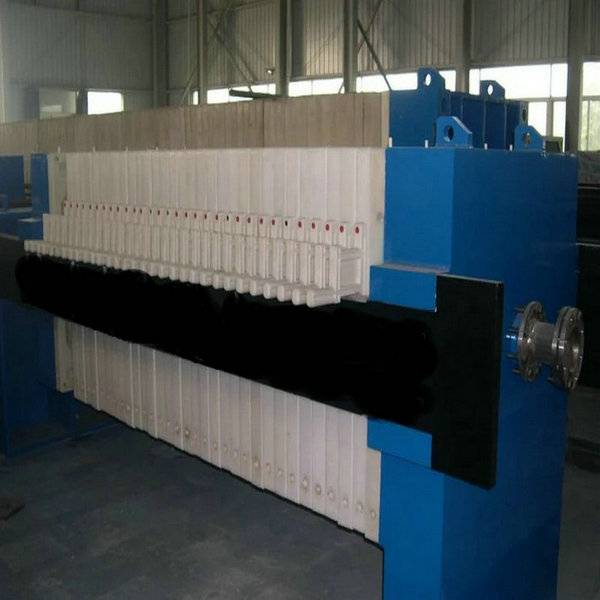 Cotton Cake Filter Press For Metallurgy Industry
