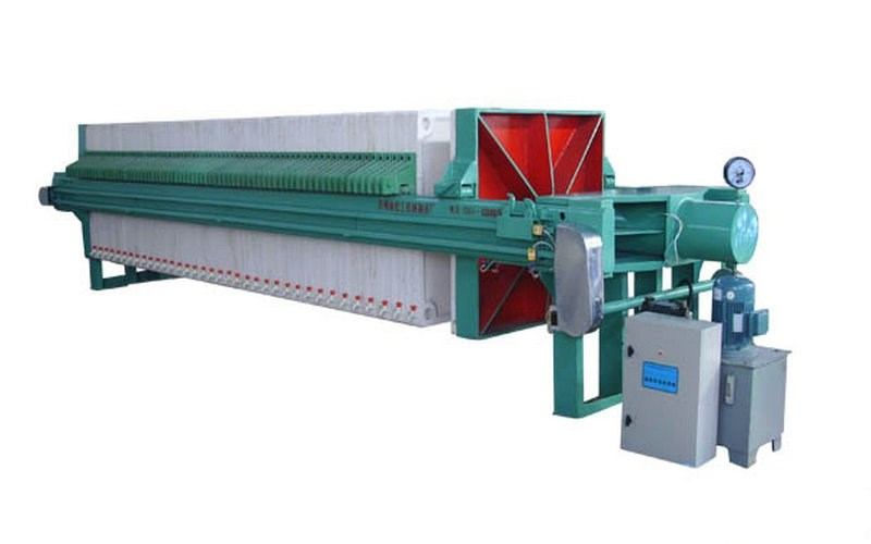 Cast Iron Sugar Filter Press For Industrial Equipment