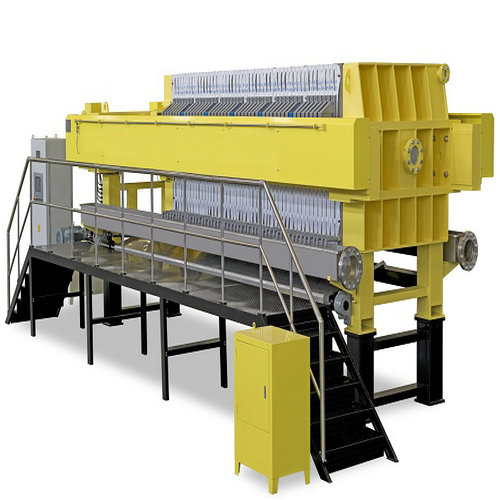 Professional Filter Press For Food&Beverage Industrial
