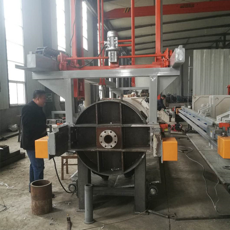 Automatic Washing high Efficiency Membrane Filter Press