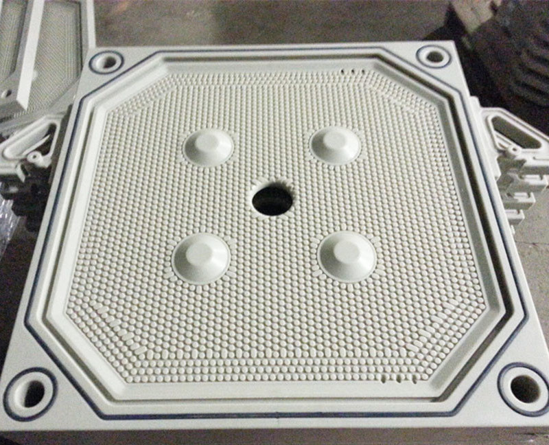 High Pressure Automatic Press Filter Cloth Filter Plate