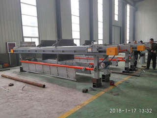 Multi-layer Stainless Steel Frame Filter Press