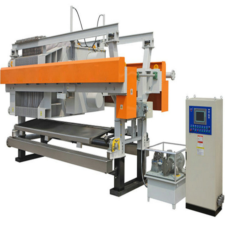 Fully Automatic Dewatering Machine Membrane Filter Press