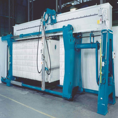 Recessed Chamber Filter Press With PLC Control