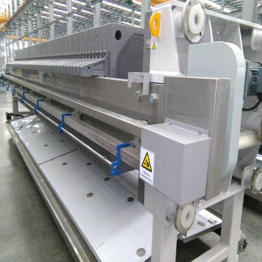 Low Price Easy To Operation Chamber Filter Press