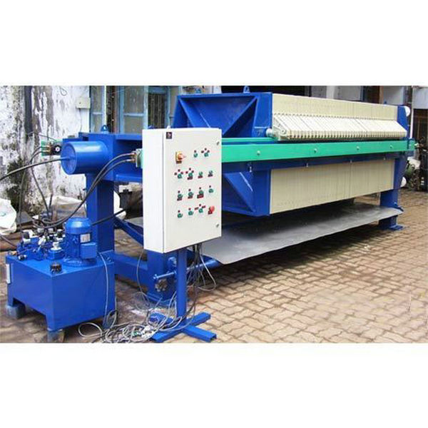 Automatic 870 Mechanical Filter Press