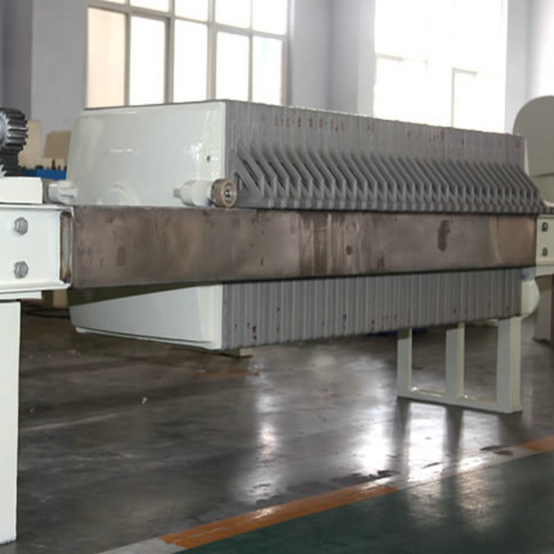 Auto Shaking Casting Iron Filter Press for Lab
