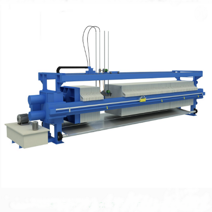 Plate Frame Filter Press Used For Food Industrial