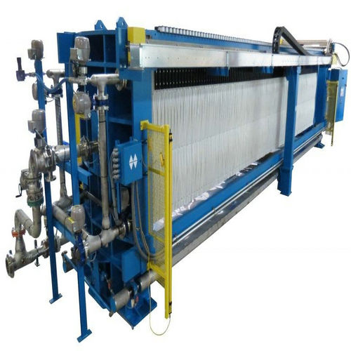 Automatic Pressing Pharmacy Chamber Filter Press