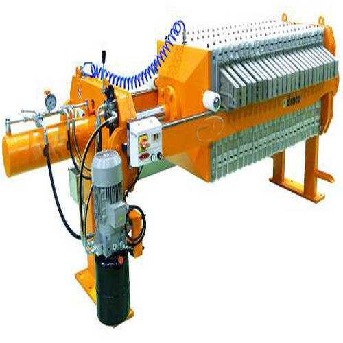 Starch Dewatering Hydraulic Chamber Filter Press