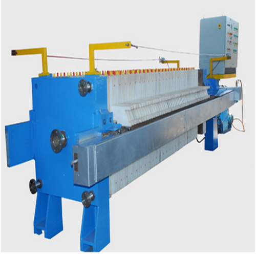 High Pressure Plate Frame Filter Press For Metallurgy