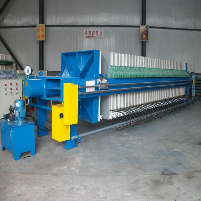 Filter-Cloth Washing Starch Chamber Membrane Filter Press