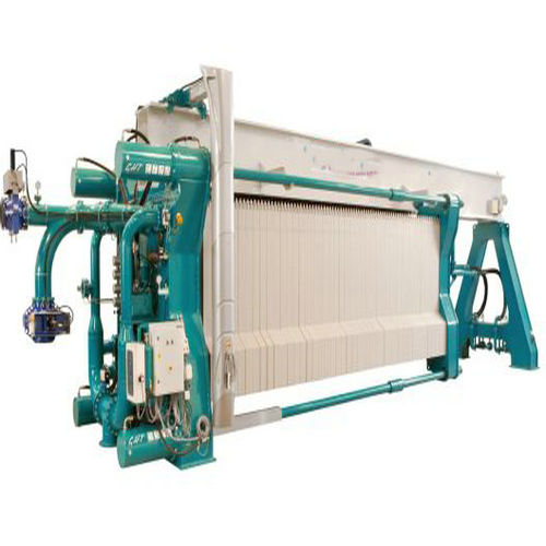 Automatic Wash Pharmacy Cast Iron Filter Press