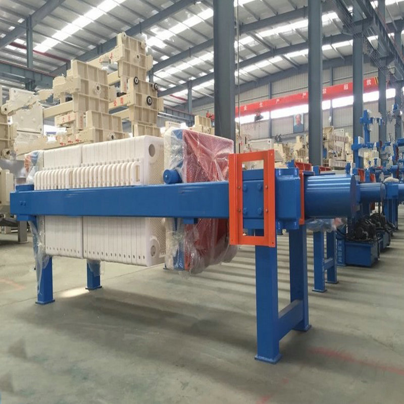 Coal Washing Plate Frame Flter Press Machine