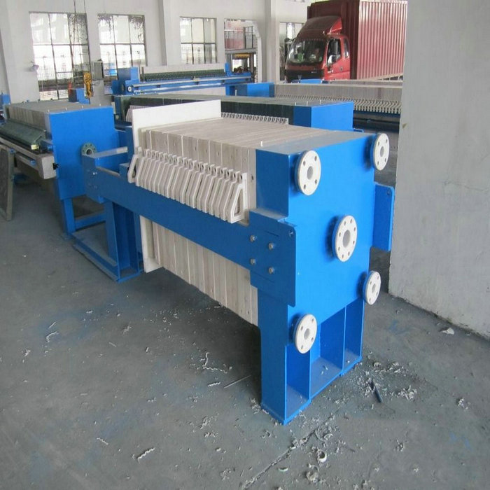 Automatic Stainless Steel Filter Press For Food Beverage