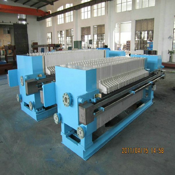High Pressure Cassawa Starch Processing Filter Press